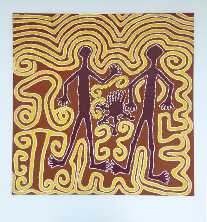 Jimmy Pike, Nganpayijarra Warlungapila Karrilala, 2001
