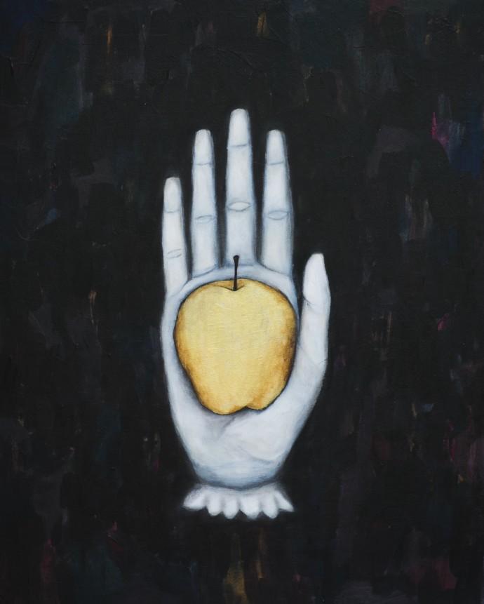 Rebecca Rebouché, The Hand of Eris, 2014