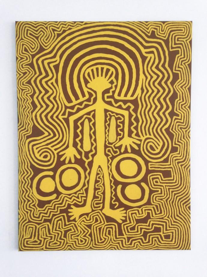 Jimmy Pike, Murtilyakura I, 2001