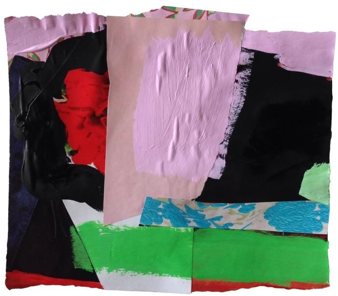 Emily Filler, Colour Study (Day 35), 2015