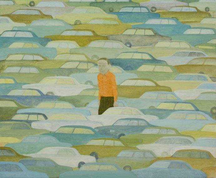 Alasdair Wallace, Car Park, 2013