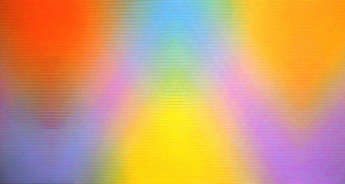 David Whitaker, Pyramids of Light, 2002/2003