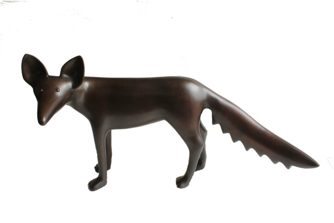 Lucy Casson, Fox Looking, 2017