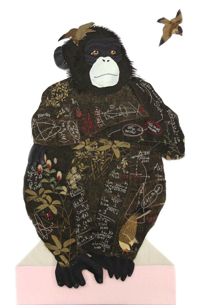 Karen Nicol, Monkey Puzzle and Friends, 2013