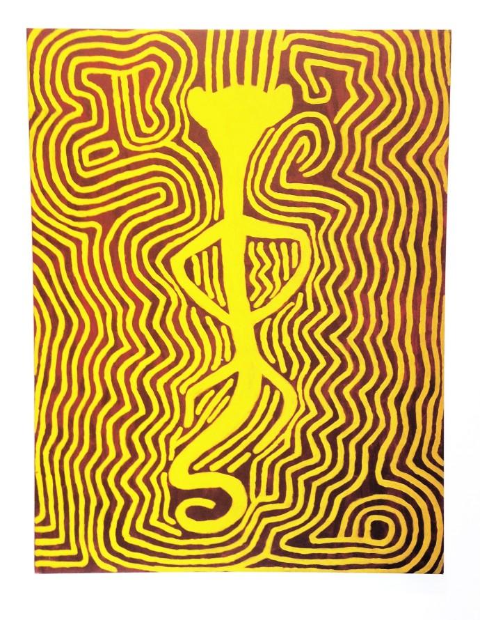 Jimmy Pike, Kalpurtu I, 2000