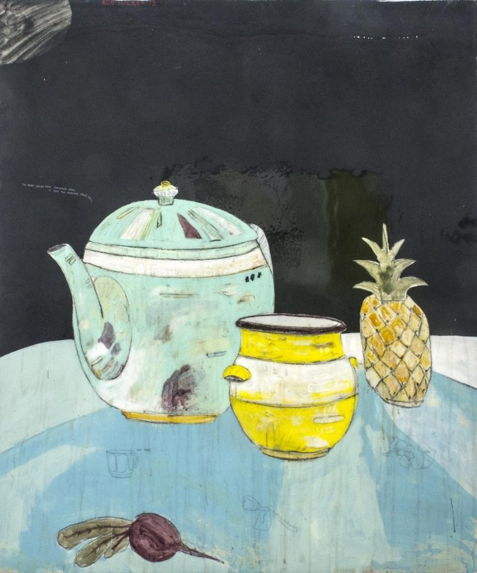 Rob Tucker, too many green teas consumed daily is just too healthy style, 2013