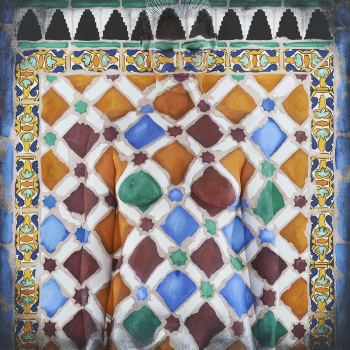 Emma Hack, Alhambra - Granada, 2013