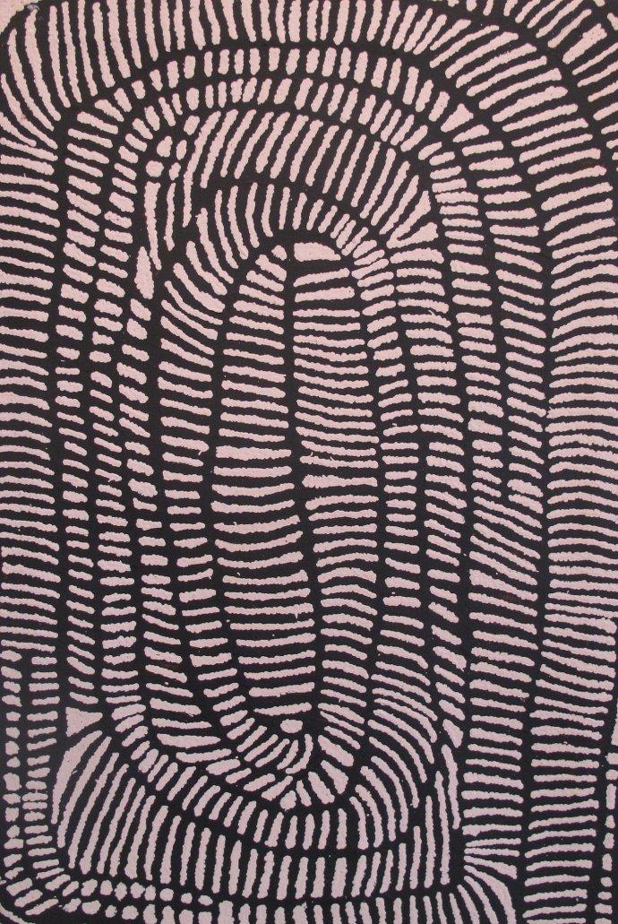 Nanyuma Napangati, Untitled, 2001