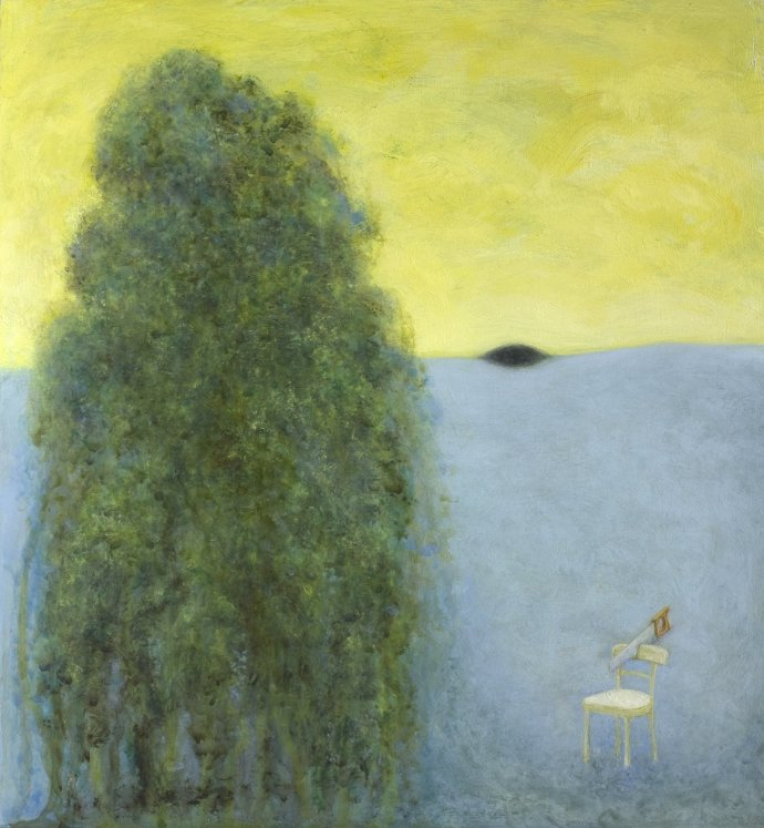 Alasdair Wallace, Willow, 2013