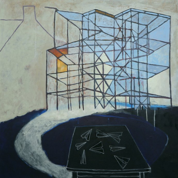 Anastasia Lennon, The Platonic Fold, 2013