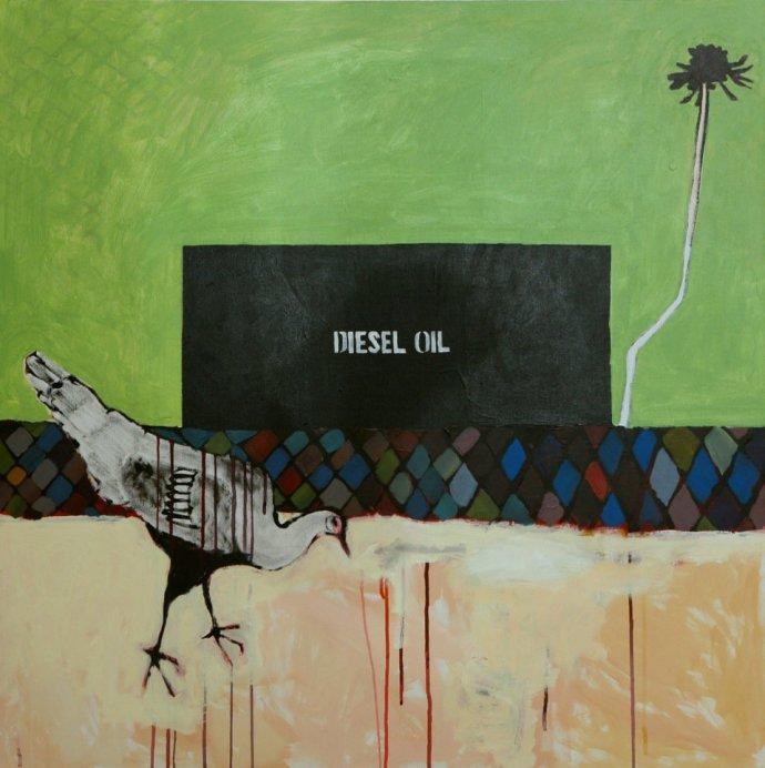 Anastasia Lennon, Diesel Oil, 2013