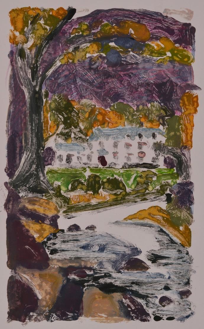 Dione Verulam, Knock, Mull, 2014