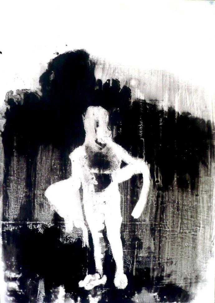 Ilona Szalay, Invisible, 2012