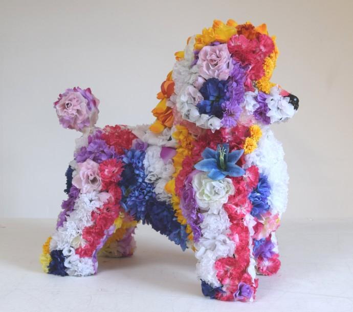 Robert Bradford, Flower Poodle 3, 2016