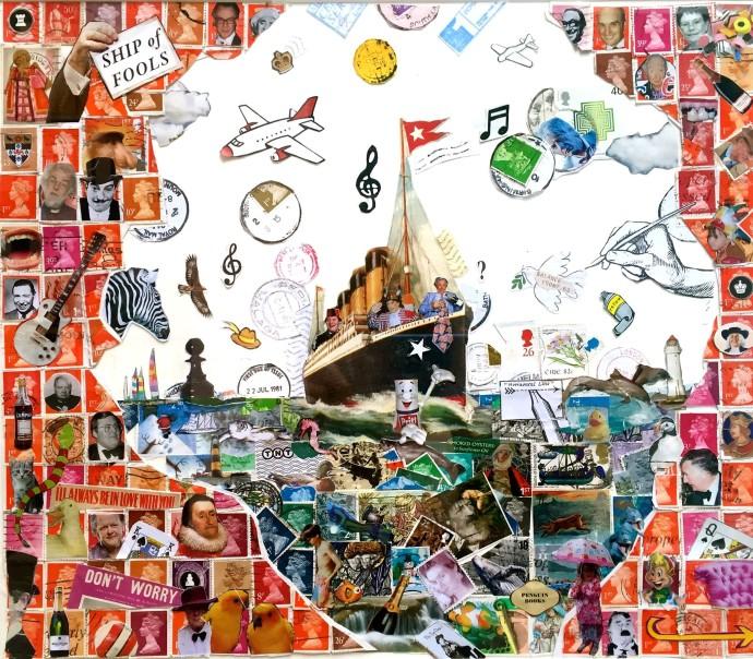 Andrew Barrow, Ship Of Fools, 2014