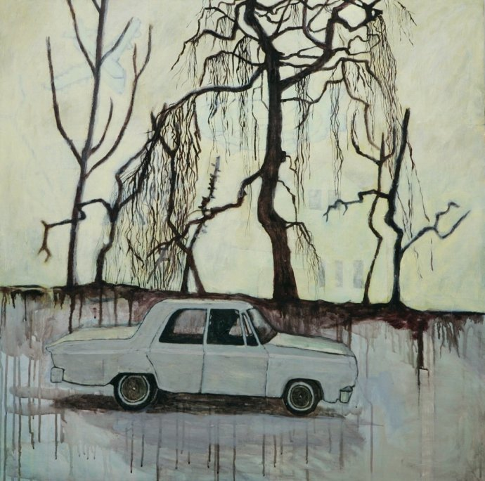 Anastasia Lennon, The Trees All Stand, 2013