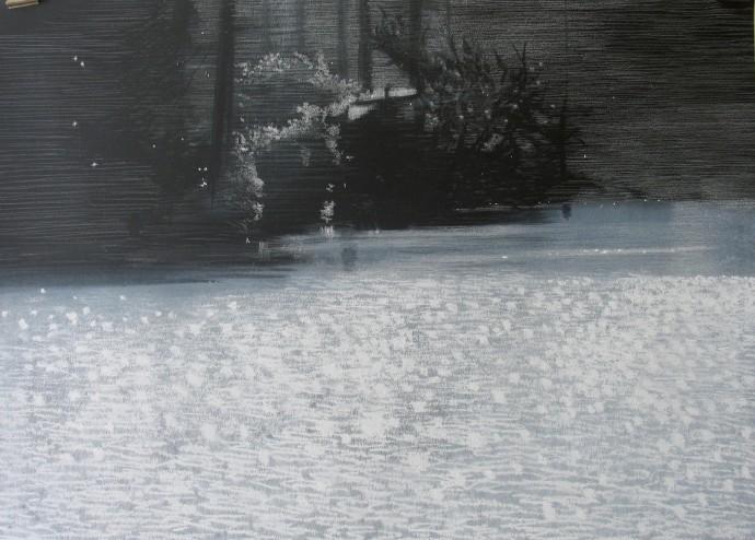 <div class=&#34;artist&#34;><strong>Sheila Clarkson</strong></div><div class=&#34;title&#34;><em>Light and Reflections 5</em>, 2016</div><div class=&#34;medium&#34;>pastel on paper</div><div class=&#34;dimensions&#34;>55 x 75 cm<br>21 5/8 x 29 1/2 in<br><br>(Unframed)</div>