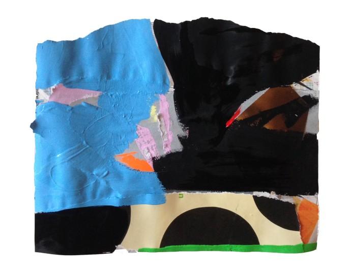Emily Filler, Colour Study (Day 100), 2015