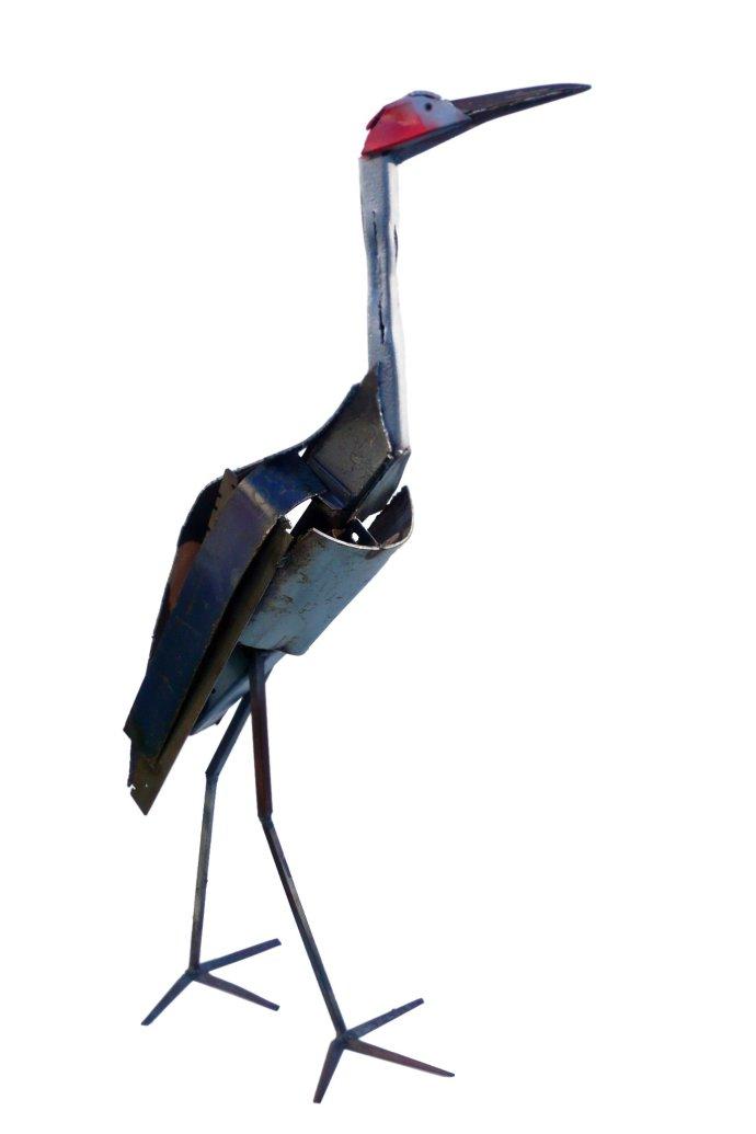 Iain Nutting, Brolga Crane, 2013
