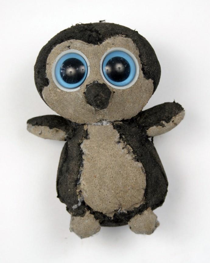 Ross Bonfanti, Penguin Big Eyes (c525), 2014