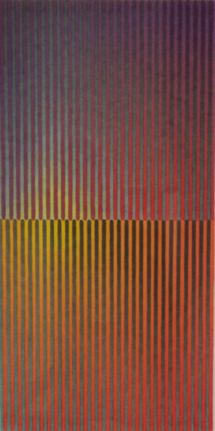 David Whitaker, Reflections No. 3, 2004