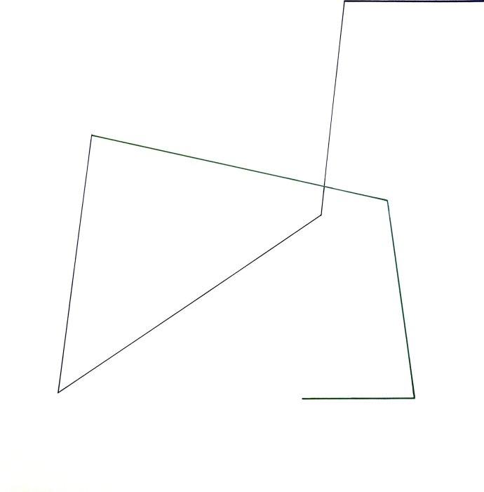 Willie Landels, Composition 033, 2013
