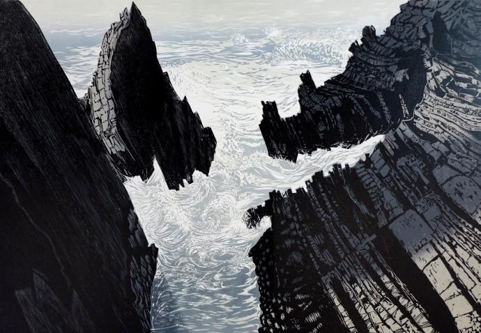 Pine Feroda, Sea Rocks, 2014