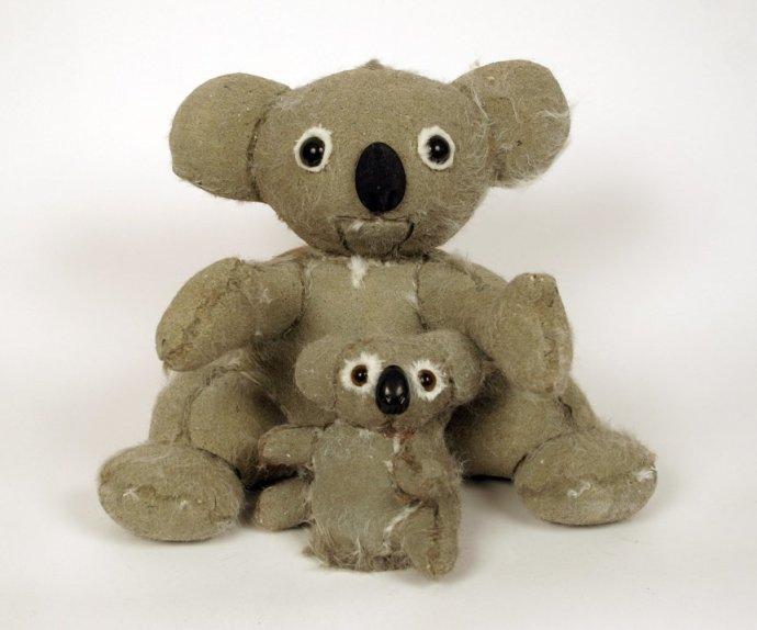 Ross Bonfanti, Koalas c474a & b, 2013