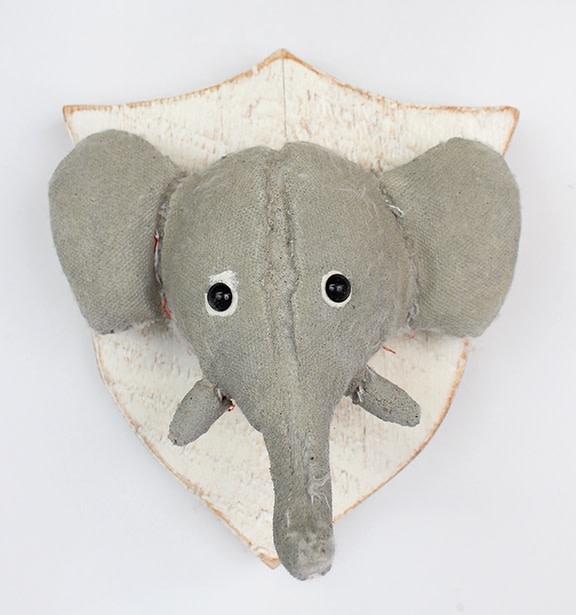 Ross Bonfanti, Elephant Head, 2016