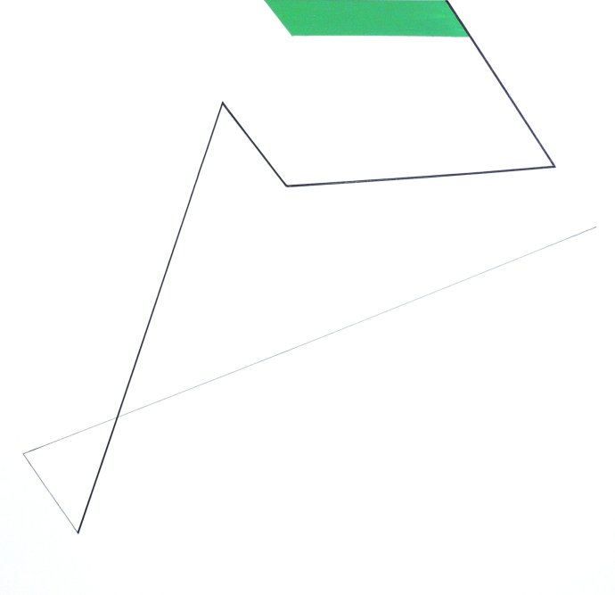 Willie Landels, Composition 037, 2013