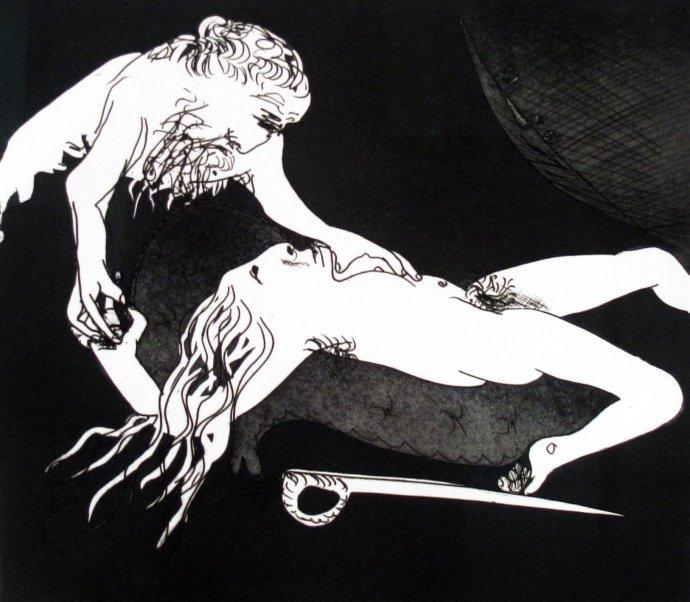 Arthur Boyd, Untitled, 1971
