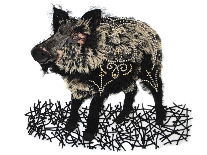Karen Nicol, Rather Wild Pig, 2014