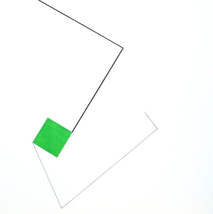 Willie Landels, Composition 00, 2013