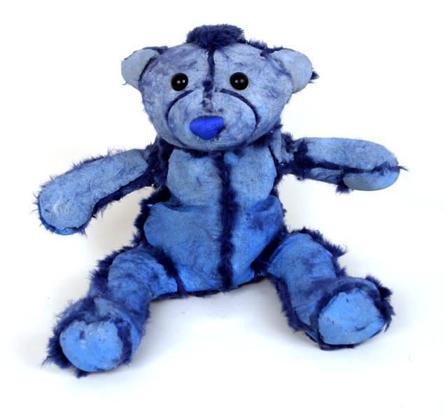 Ross Bonfanti, Blue Bear