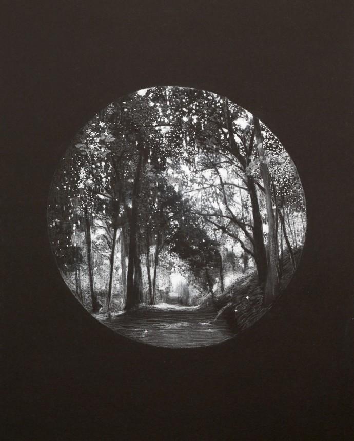 Sheila Clarkson, Treelight, 2015
