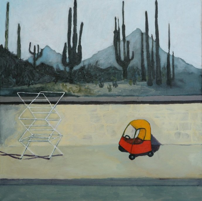 Anastasia Lennon, What We Call Reality, 2013