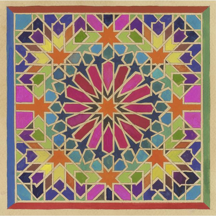 <div class=&#34;artist&#34;><strong>Lucy Temple</strong></div><div class=&#34;title&#34;><em>Chiquita</em>, 2017</div><div class=&#34;medium&#34;>gouache on watercolour paper </div><div class=&#34;dimensions&#34;>8 x 8 cm unframed <br>3 1/8 x 3 1/8 in</div>