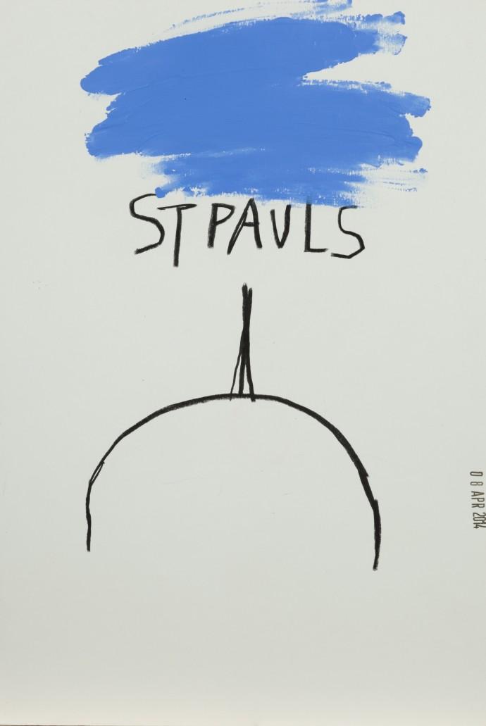 Stephen Anthony Davids, St Pauls, 2014