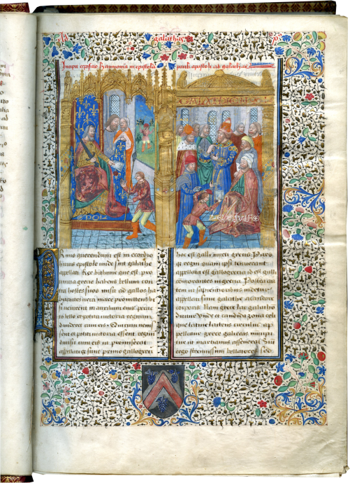 Haimo of Auxerre, Expositio in epistolas Pauli