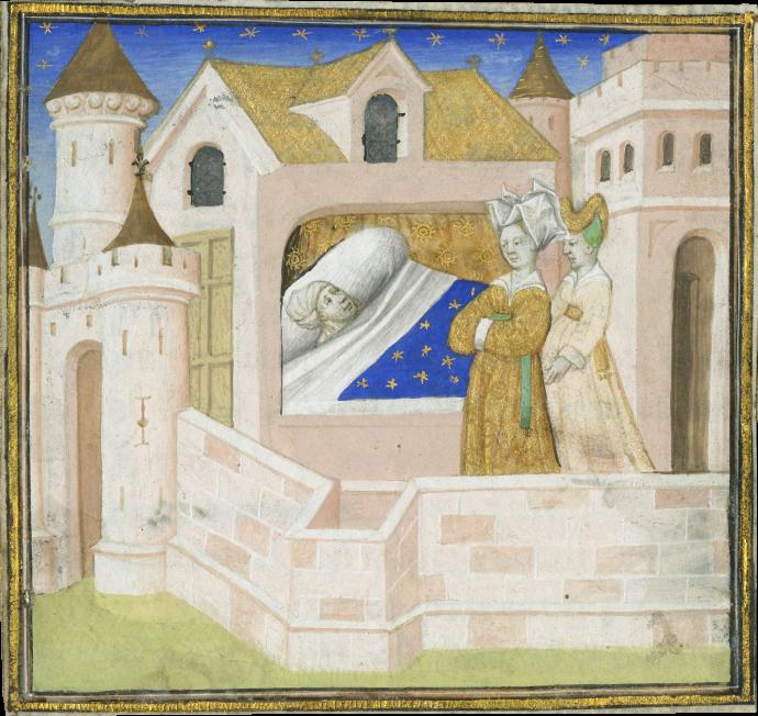 Dunois Master (possibly Jean Haincelin; active Paris, c. 1435-1450s)