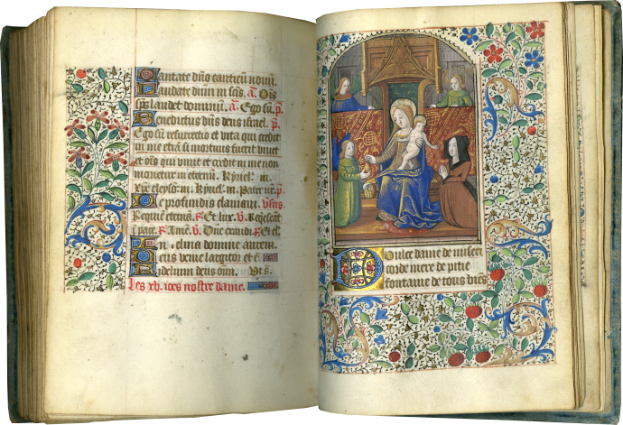 Book of Hours (use of Rouen)