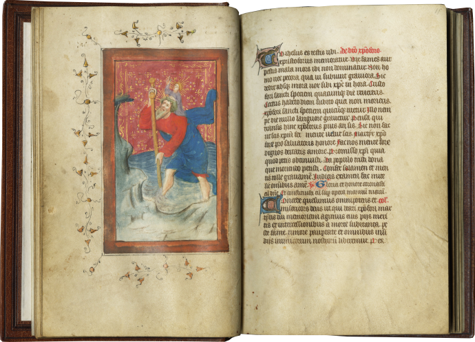 Book of Hours (Use of Sarum)