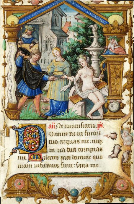 Master of François de Rohan (active c. 1525-1546)