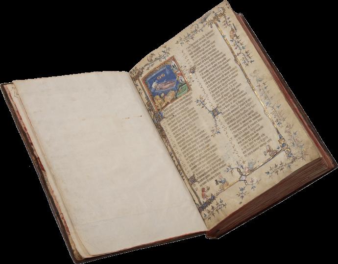 Guillaume de Lorris and Jean de Meun, with interpolations of Gui de Mori, Roman de la Rose