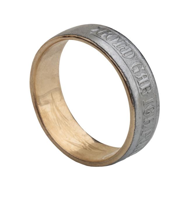 """Four First World War (or Patriotic) Iron Rings with inscription """"Gold Gab Ich Für Eisen"""""""
