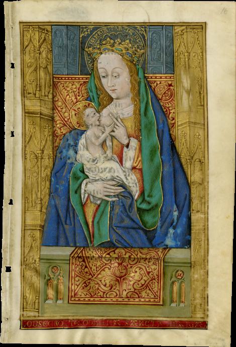 Master of the Apocalypse of Aymar de Poitiers (active Dauphiné, c. 1480-1490)