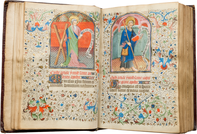 Hours of Philippote de Nanterre (Use of Amiens)