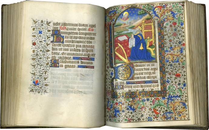 Book of Hours (use of Paris)