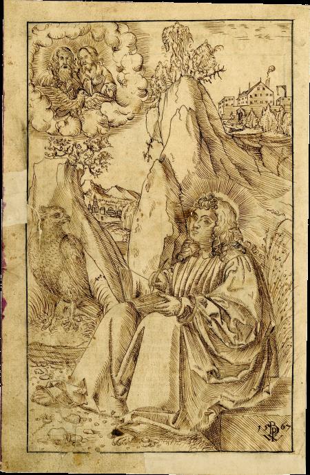 Monogrammist PWB (=Peter Weinher the Elder?, active Munich, fl. 1570-1581) after Lucas Cranach the Younger (German, 1515-1586)