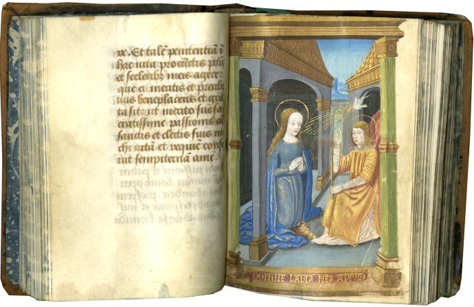Hours of Du Breuil (use of Rome)